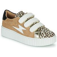 Παπούτσια Γυναίκα Χαμηλά Sneakers Vanessa Wu BK2206LP Beige / Leopard