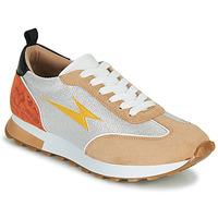 Παπούτσια Γυναίκα Χαμηλά Sneakers Vanessa Wu BK2268BG Beige / Yellow / Orange