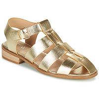 Παπούτσια Γυναίκα Σανδάλια / Πέδιλα Vanessa Wu SD2255OR Gold
