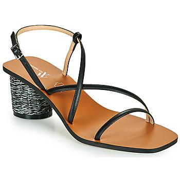 Παπούτσια Γυναίκα Σανδάλια / Πέδιλα Vanessa Wu SD2226NR Black