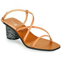 Παπούτσια Γυναίκα Σανδάλια / Πέδιλα Vanessa Wu SD2226SM Orange