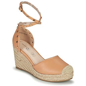 Παπούτσια Γυναίκα Σανδάλια / Πέδιλα Vanessa Wu SD2257CM Camel