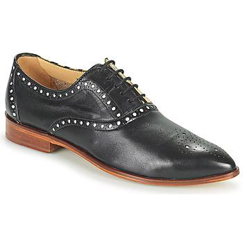 Παπούτσια Γυναίκα Derby Melvin & Hamilton JESSY 61 Black