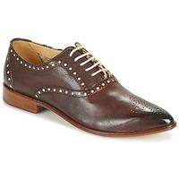 Παπούτσια Γυναίκα Derby Melvin & Hamilton JESSY 61 Brown