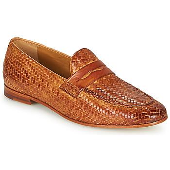 Παπούτσια Γυναίκα Μοκασσίνια Melvin & Hamilton SCARLETT 52 Brown