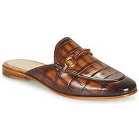 Παπούτσια Γυναίκα Τσόκαρα Melvin & Hamilton SCARLETT 4 Brown