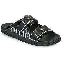 Παπούτσια Άνδρας Σανδάλια / Πέδιλα Melvin & Hamilton ROBERT 10 Black