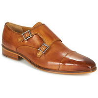 Παπούτσια Άνδρας Richelieu Melvin & Hamilton LANCE 1 Brown