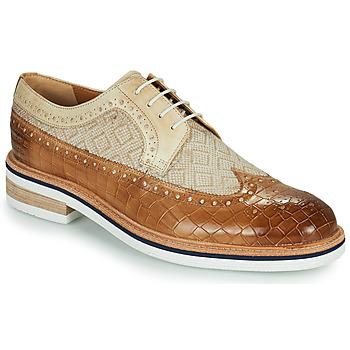 Παπούτσια Άνδρας Derby Melvin & Hamilton TREVOR 10 Brown