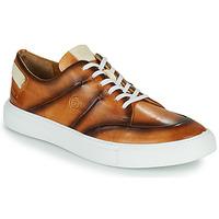 Παπούτσια Άνδρας Χαμηλά Sneakers Melvin & Hamilton HARVEY 15 Brown