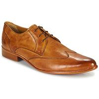 Παπούτσια Άνδρας Richelieu Melvin & Hamilton TONI 2 Brown