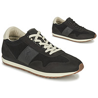 Παπούτσια Άνδρας Χαμηλά Sneakers Polo Ralph Lauren TRAIN 90-SNEAKERS-ATHLETIC SHOE Black