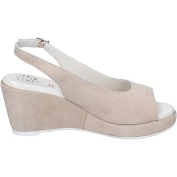 Παπούτσια Γυναίκα Σανδάλια / Πέδιλα Adriana Del Nista Σανδάλια BJ03 Μπεζ