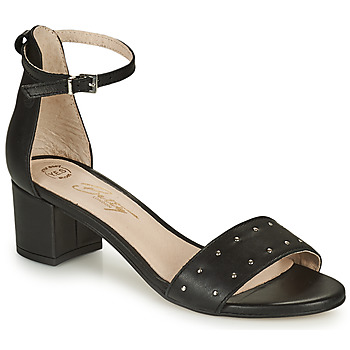 Παπούτσια Γυναίκα Σανδάλια / Πέδιλα Betty London OLAKE Black