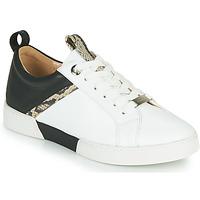 Παπούτσια Κορίτσι Χαμηλά Sneakers JB Martin GELATO Άσπρο / Black