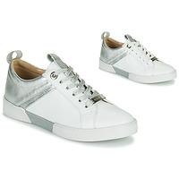 Παπούτσια Γυναίκα Χαμηλά Sneakers JB Martin GELATO Άσπρο / Silver