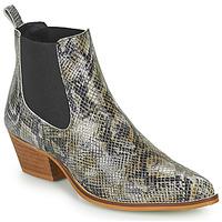 Παπούτσια Γυναίκα Μπότες Betty London OGEMMI Taupe
