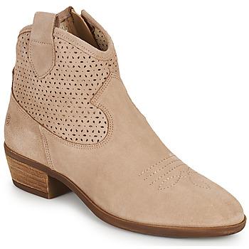 Παπούτσια Γυναίκα Μπότες Betty London OGEMMA Beige