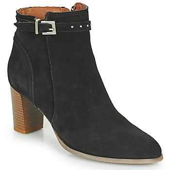 Παπούτσια Γυναίκα Μποτίνια Betty London OSANDA Black