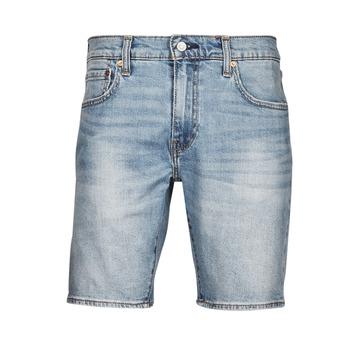 Υφασμάτινα Άνδρας Σόρτς / Βερμούδες Levi's 411 Slim Short Μπλέ
