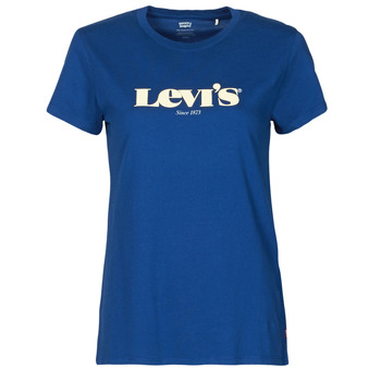 Υφασμάτινα Γυναίκα T-shirt με κοντά μανίκια Levi's THE PERFECT TEE Μπλέ
