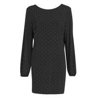 Υφασμάτινα Γυναίκα Κοντά Φορέματα Guess SORAYA Dress Black