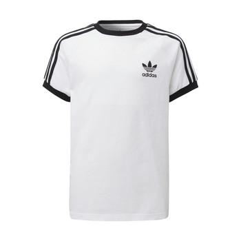 Υφασμάτινα Παιδί T-shirt με κοντά μανίκια adidas Originals DV2901 Άσπρο