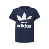 Υφασμάτινα Παιδί T-shirt με κοντά μανίκια adidas Originals GD2679 Μπλέ