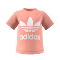 Υφασμάτινα Παιδί T-shirt με κοντά μανίκια adidas Originals GN8176 Άσπρο