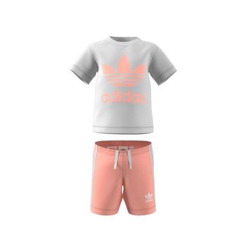 Υφασμάτινα Παιδί Σετ adidas Originals GN8192 Άσπρο