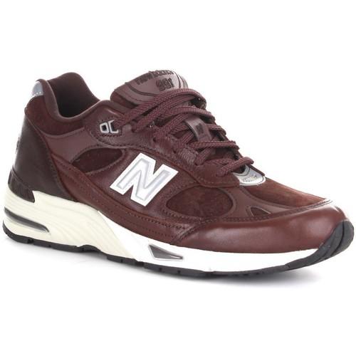 Παπούτσια Άνδρας Χαμηλά Sneakers New Balance M991LCS Brown