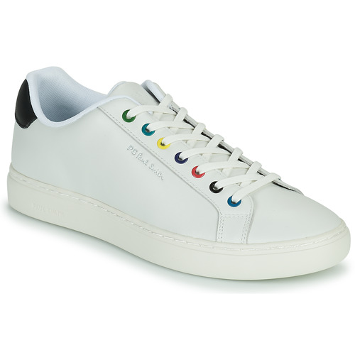 Παπούτσια Άνδρας Χαμηλά Sneakers Paul Smith REX Άσπρο