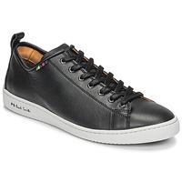 Παπούτσια Άνδρας Χαμηλά Sneakers Paul Smith MIYATA Black