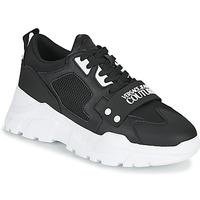 Παπούτσια Άνδρας Χαμηλά Sneakers Versace Jeans Couture THANNA Black