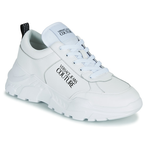 Παπούτσια Άνδρας Χαμηλά Sneakers Versace Jeans Couture MINOTA Άσπρο