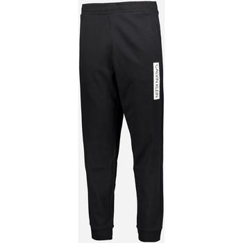 Υφασμάτινα Άνδρας Φόρμες Calvin Klein Jeans 00GMT0P706 Nero