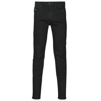 Υφασμάτινα Άνδρας Skinny jeans Diesel D-AMNY-SP4 Black