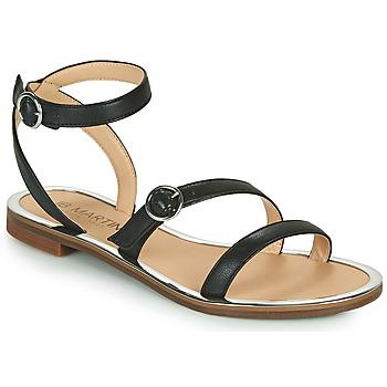 Παπούτσια Γυναίκα Σανδάλια / Πέδιλα JB Martin 1GILANA Black