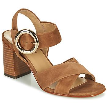 Παπούτσια Γυναίκα Σανδάλια / Πέδιλα JB Martin 1NICKY Brown