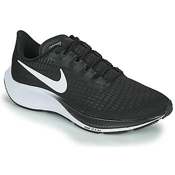 Παπούτσια Άνδρας Τρέξιμο Nike AIR ZOOM PEGASUS 37 Black / Άσπρο