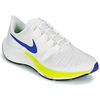 Παπούτσια Άνδρας Τρέξιμο Nike AIR ZOOM PEGASUS 37 Άσπρο / Μπλέ / Yellow