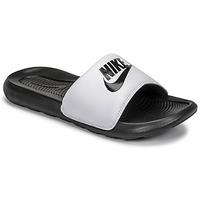 Παπούτσια Άνδρας σαγιονάρες Nike VICTORI BENASSI Black / Άσπρο