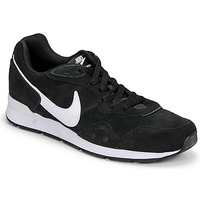 Παπούτσια Άνδρας Χαμηλά Sneakers Nike VENTURE RUNNER SUEDE Black / Άσπρο
