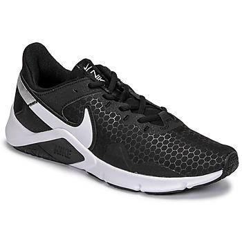 Παπούτσια Άνδρας Multisport Nike LEGEND ESSENTIAL 2 Black / Άσπρο