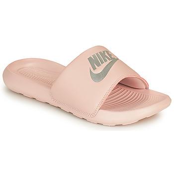 Παπούτσια Γυναίκα σαγιονάρες Nike VICTORI ONE BENASSI Ροζ / Silver