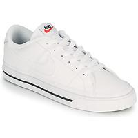 Παπούτσια Γυναίκα Χαμηλά Sneakers Nike COURT LEGACY Άσπρο