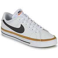 Παπούτσια Γυναίκα Χαμηλά Sneakers Nike COURT LEGACY Άσπρο / Μπλέ