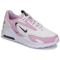 Παπούτσια Γυναίκα Χαμηλά Sneakers Nike AIR MAX MOTION 3 Άσπρο / Ροζ