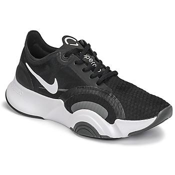 Παπούτσια Γυναίκα Multisport Nike SUPERREP GO Black / Άσπρο