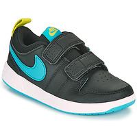 Παπούτσια Αγόρι Χαμηλά Sneakers Nike PICO 5 PS Black / Μπλέ